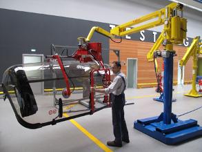 VLM new Australian dealer for DALMEC® manipulators