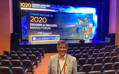 2020 Diggers and Dealers Mining Forum.