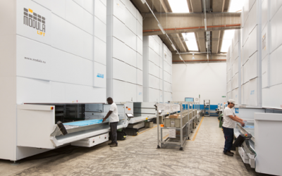 Ergonomic and Safe Solutions for Warehouse Operators